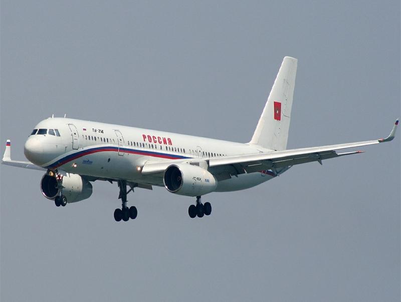 // Самолет Ту-204 // Фото: Global Look Press
