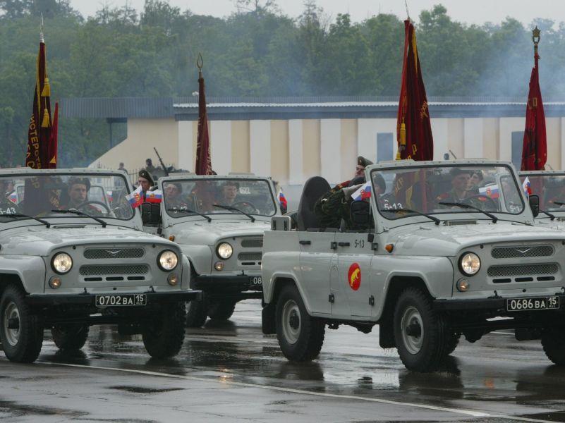 """""""Мобилизовать"""" могут не только УАЗы, но и, к примеру, Toyota Prado или VW Touareg // фото: Геннадий Хамельянин / Global Look Press"""