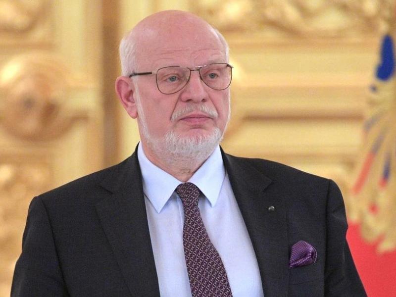 Михаил Федотов // фото: Kremlin Pool / Global Look Press