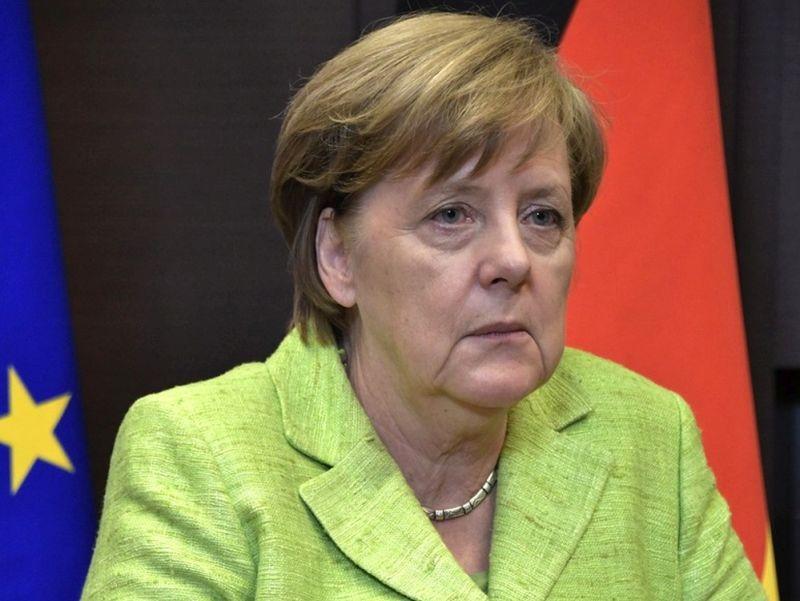 Ангела Меркель // фото: Kremlin Pool / Global Look Press