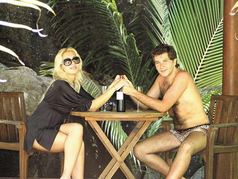 Авраам Руссо с супругой Мореллой // фото из личного архива