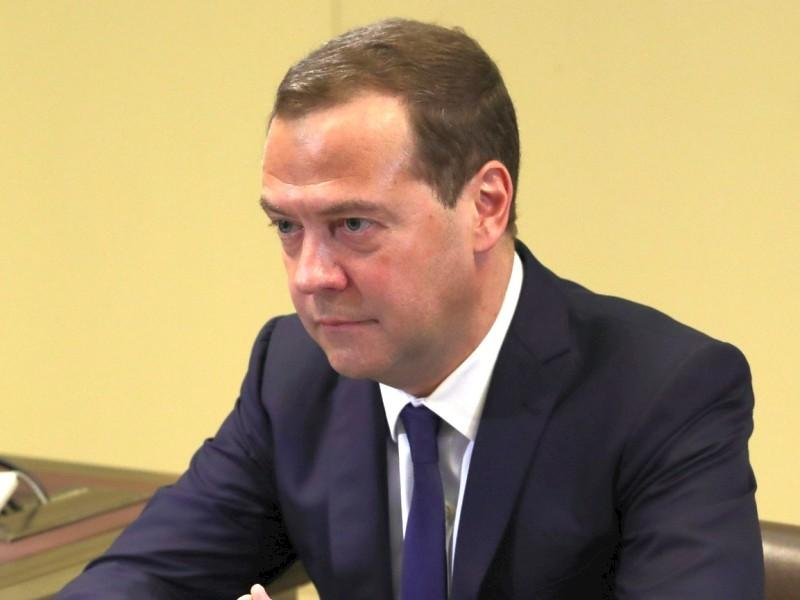 Дмитрий Медведев // фото: Kremlin Pool / Global Look Press