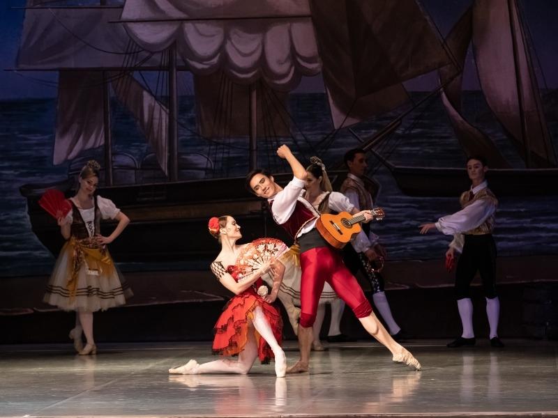 «Дон Кихот» Театра балета «Арт-Да»