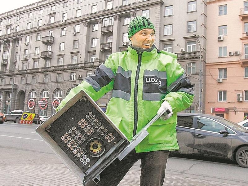 В одной только Москве 2758 камер // фото: агентство «Москва»