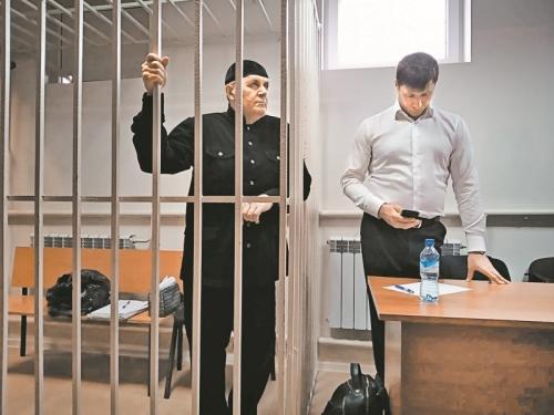 9 января 2018 года Титиева задержали за «хранение наркотиков»