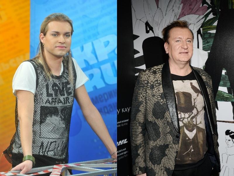 Солнцев и Пенкин // фото: Global Look Press