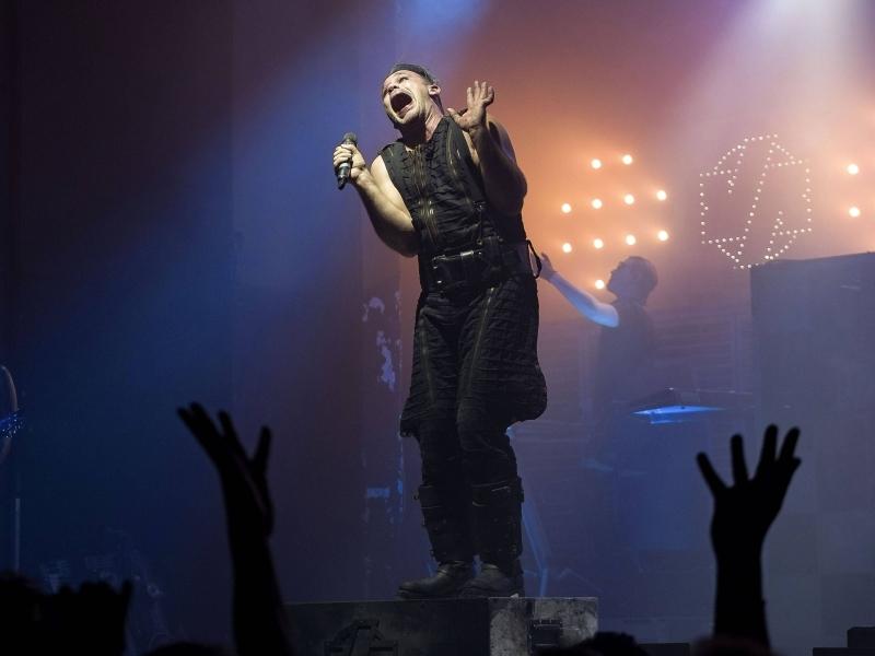 Rammstein // фото: Global Look Press