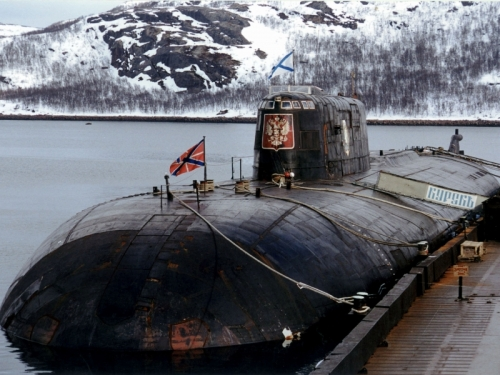 """Почему она утонула? Кто виноват в трагедии подводной лодки """"Курск"""""""