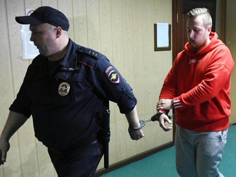 Сергей Абаничев в суде // фото: Максим Блинов / РИА «Новости»