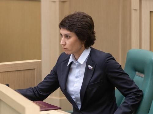 Татьяна Лебедева // фото: Совет Федерации РФ / via Global Look Press