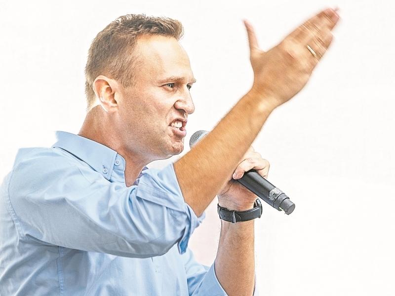 Алексей Навальный // Фото: Андрей Струнин