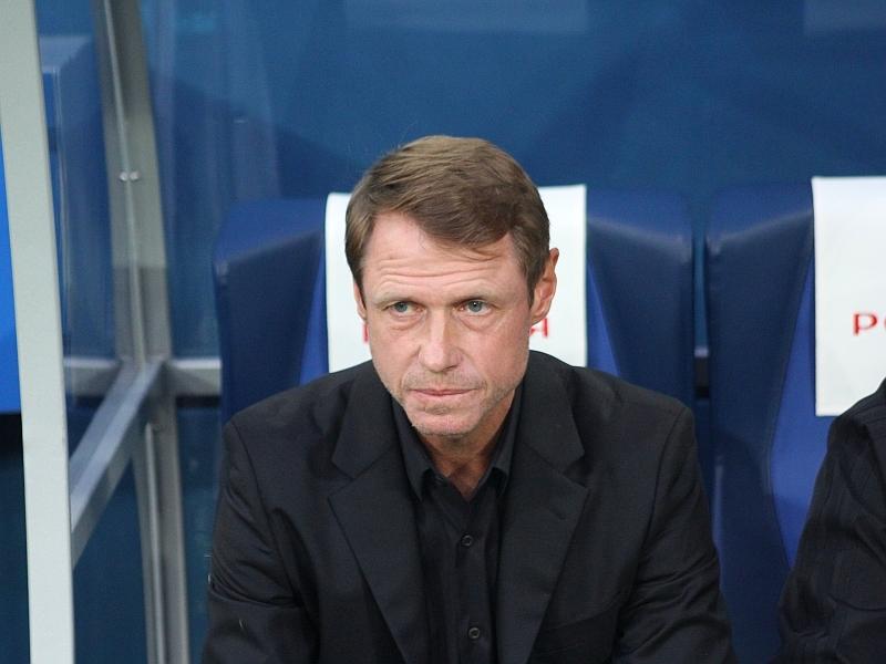 По мнению болельщиков,  тренер спасовал // фото: Global Look Press