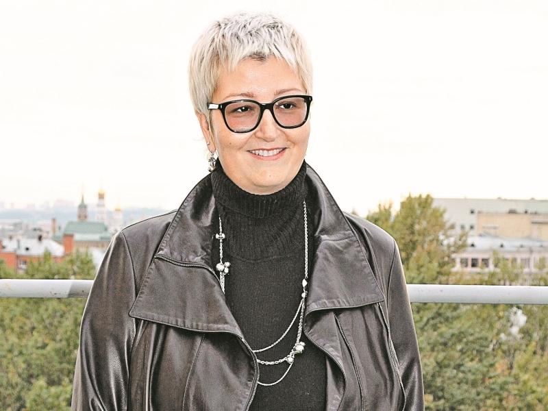 Татьяна Устинова // фото: Андрей Струнин