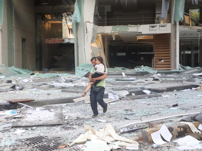 Бейрут, Ливан // Фото: Global Look Press