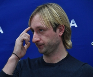 Евгений Плющенко // фото: Global Look Press