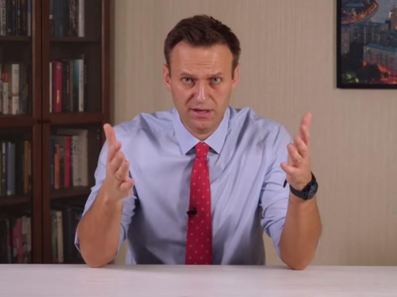 Алексей Навальный // Скриншот из YouTube