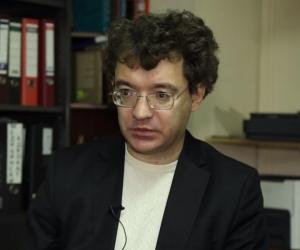 Александр Саверский // скриншот с видео на YouTube