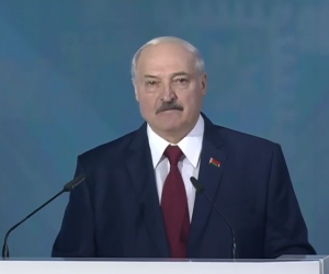 Александр Лукашенко // Скриншот из Youtube
