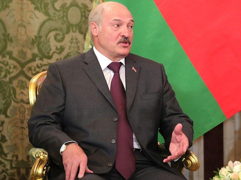 Александр Лукашенко // фото: Global Look Press