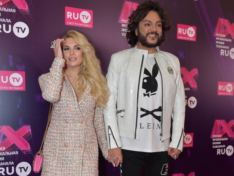 Катя с Филиппом // фото: Global Look Press