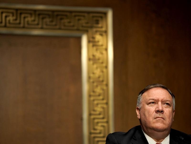 Госсекретарь США Майк Помпео // Фото: Global Look Press