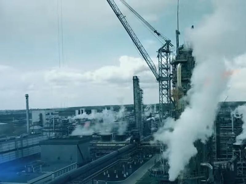 """Тольяттиазот"" // Фото: стоп-кадр YouTube"