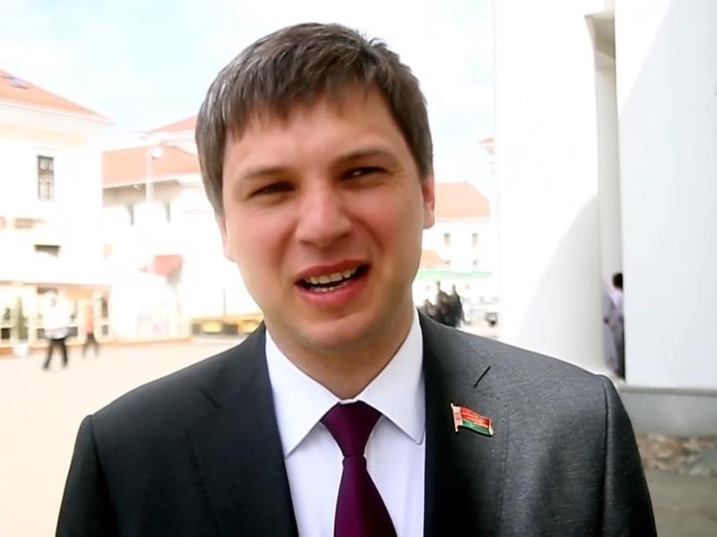 Вадим Девятовский // Фото: скриншот с YouTube