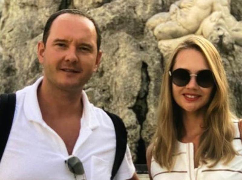 Дмитрий и Ксения Натаровы
