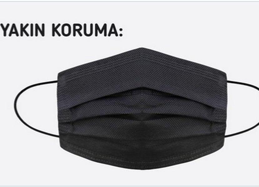 """Фото из Twitter турецкого министра. Перевод: """"Персональная защита"""""""