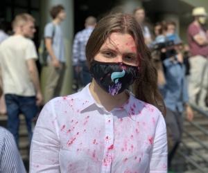 Анна Павликова // Фото и видео в статье: Надежда Гужева