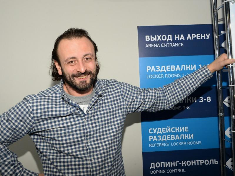 Илья Авербух // фото: Анатолий Ломохов / Global Look Press