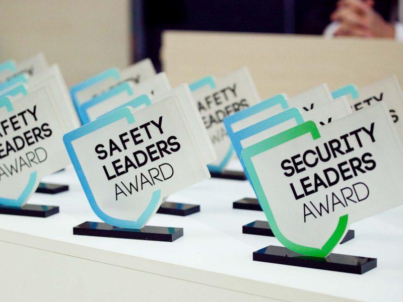 Награды лучших инициатив по безопасности человека и общества Safety Leaders Award