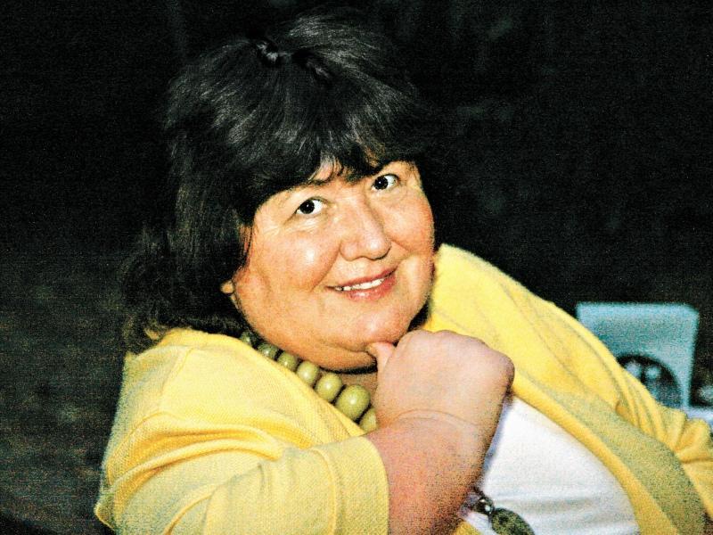 Виктория Токарева // Фото: Андрей Струнин / «Собеседник»