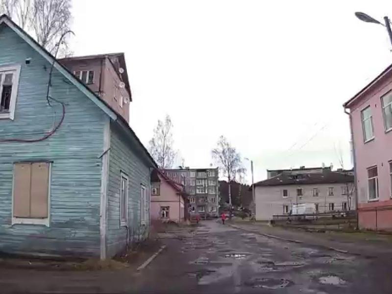 Лахденпохья // Стоп-кадр YouTube
