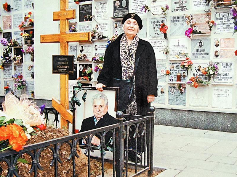 Когда супруг умирал, Лидия Козлова держала его за руку и признавалась в любви