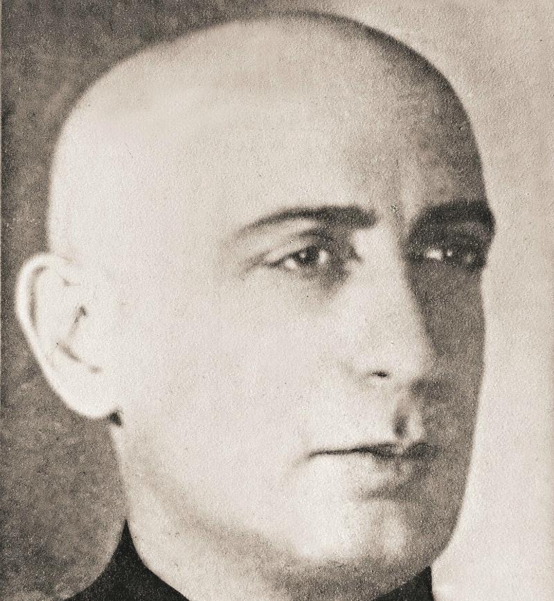 Николай Самсонович Сванидзе исчез в 1937-м