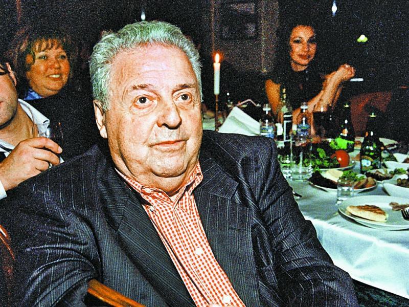 Михаил Танич // Фото: из личного архива