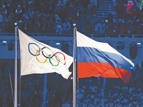 Олимпиада-2018: с мечом или на моче? Все о скандале МОК и России