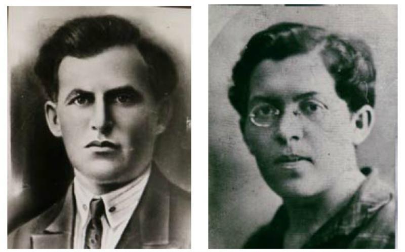 Абрам и Зельда Розины были арестованы с разницей в один день