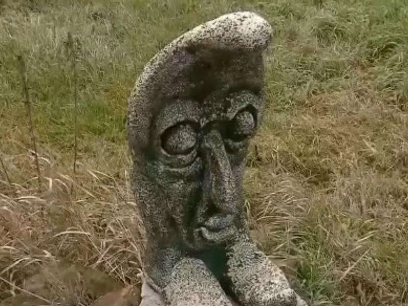 Неправильные скульптуры – еще одна приманка для туристов