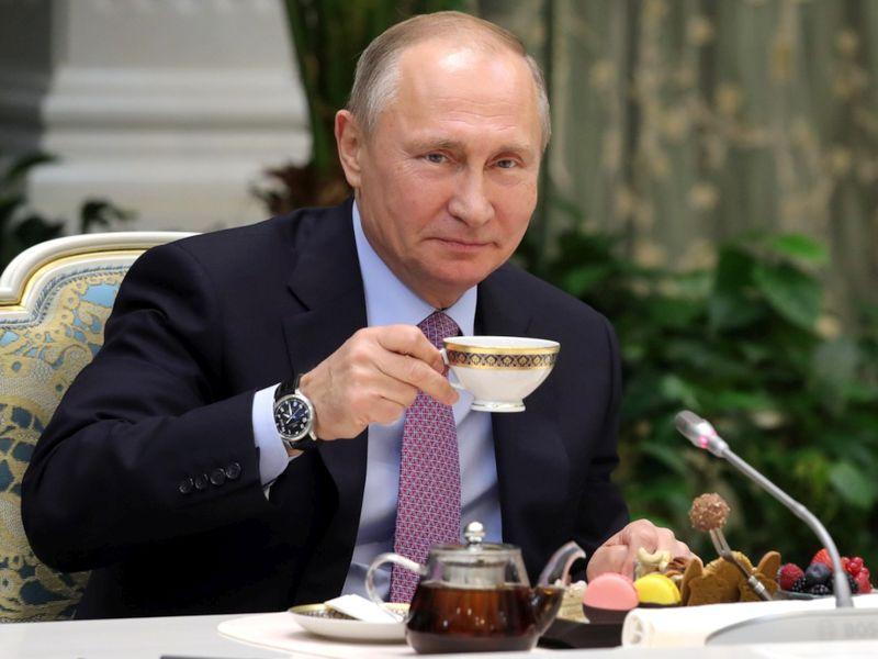 Если не Путин, то кто? // Фото: Global Look Press