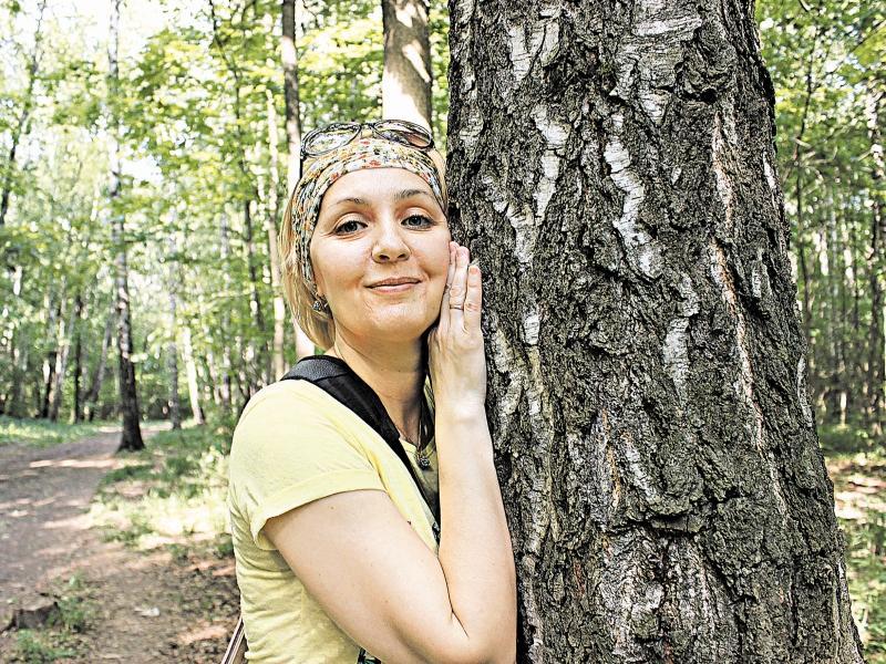 Татьяна Проценко // фото: личный архив Татьяны Проценко