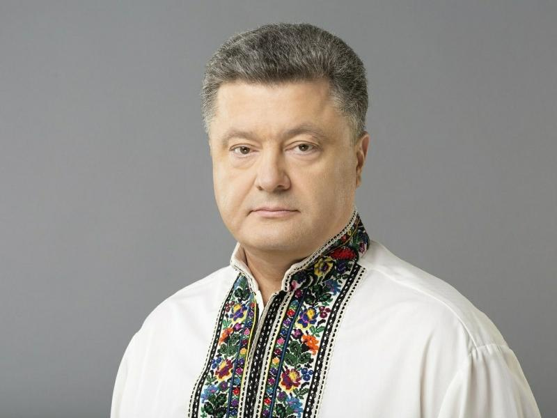 Петр Порошенко // фото: Global Look Press