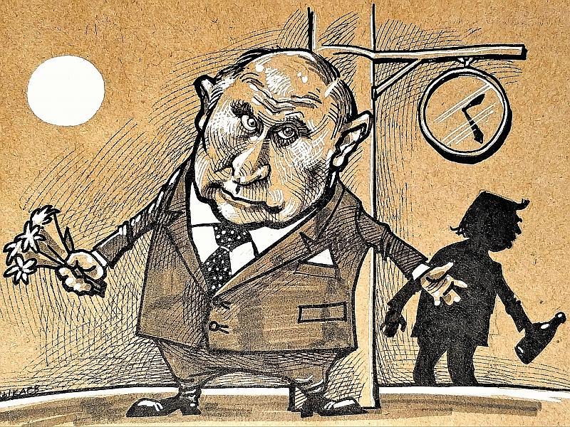 Рисунок: Камиль Бузыкаев