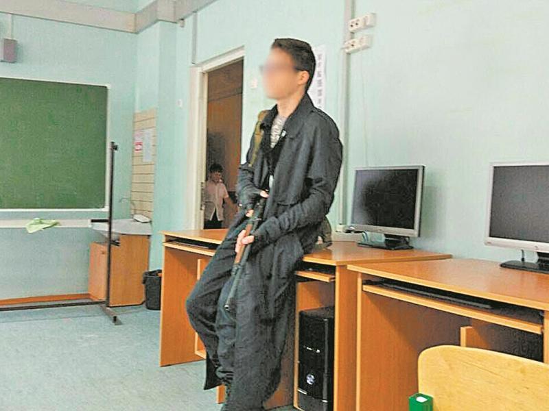 Михаил П. из Ивантеевки // фото с места происшествия