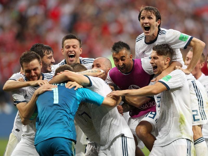 Сборная России по футболу // Global Look Press
