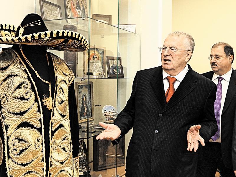 Владимир Жириновский // фото: Андрей Струнин / «Собеседник»