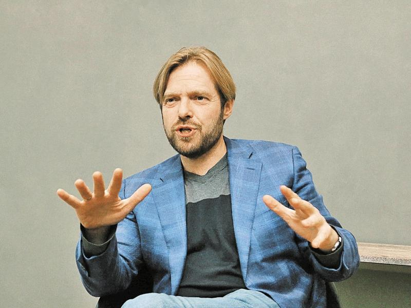 Ермолай Солженицын // фото: Андрей Струнин