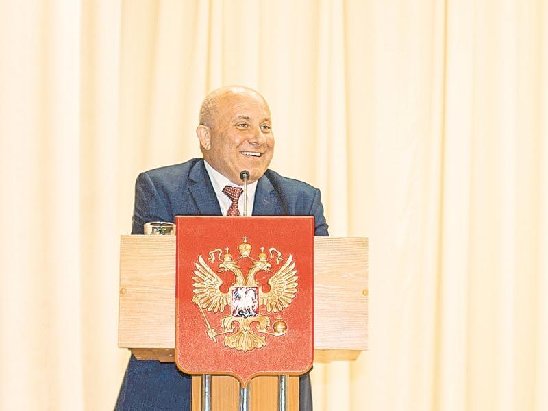 Сергей Кравчук // фото: архив редакции