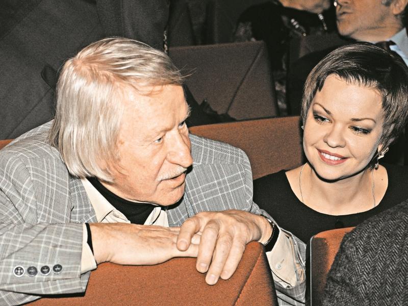 Иван Краско с Натальей Вяль // фото: архив редакции